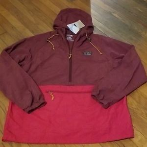 LLBean  Mountain Classic Anorak New with Tags
